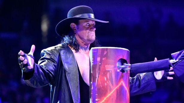 Undertaker RAW 25