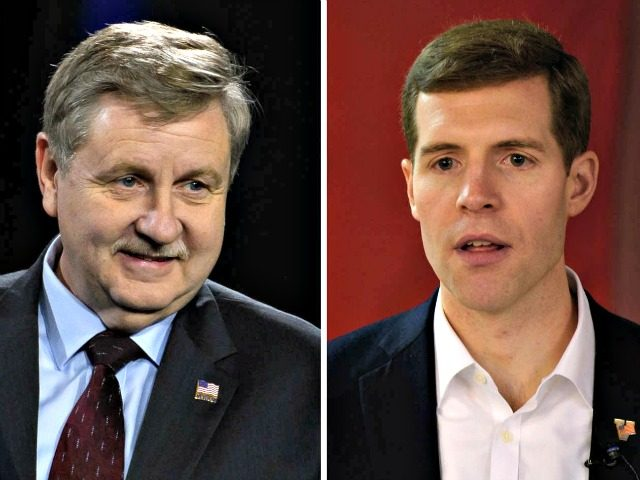Conor Lamb vs. Rick Saccone