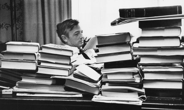 Book Cave: The Office Of William F. Buckley