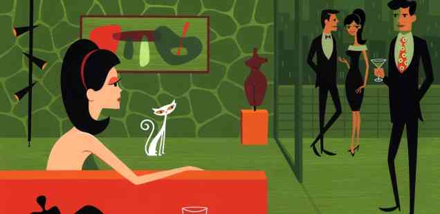 Shagadelic! The Midcentury Fantasies Of Josh Agle