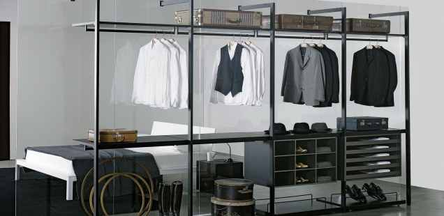 Sartorial Display: The Storage Solutions Of Porro