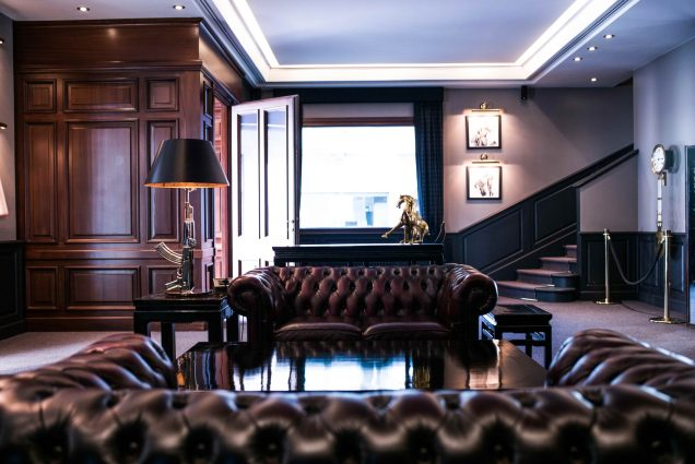 The New Vitale Barberis Canonico Showroom