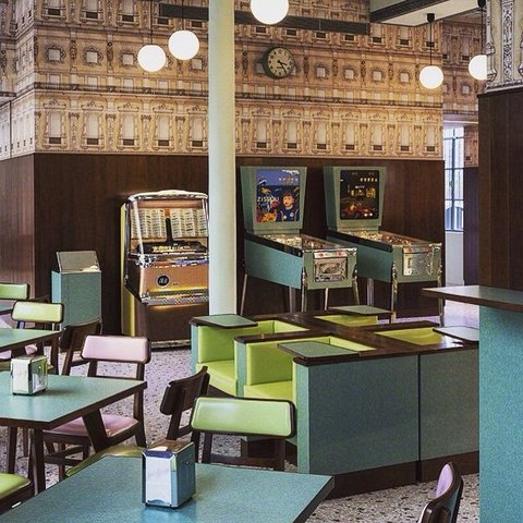 Twee-dle-Dumb: Wes Anderson's Bar Luce