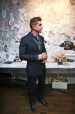Blazer - Ted Baker, Shirt & Tie - Ted Baker, Sweater - H&M, Jeans & Boots - Ted Baker