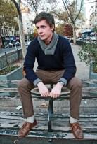 Bench Sitting