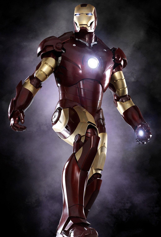 My Life With Iron Man » Masculinitymoviescom