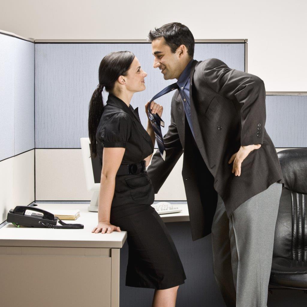 datând șeful tău la locul de muncă)