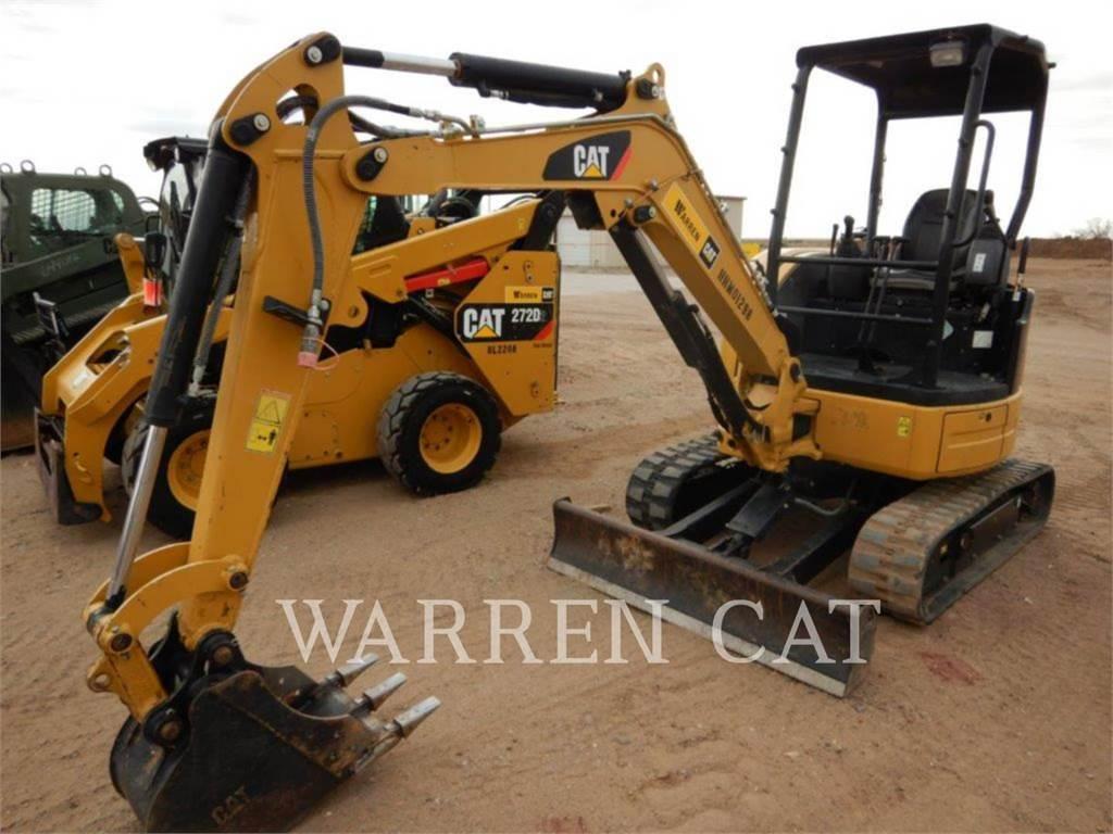 Caterpillar -303ecr For Sale Amarillo, TX Price: $32,500
