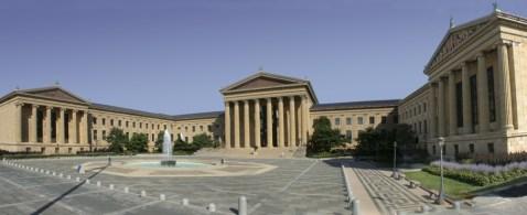 Philadelpha Museum of Art - East Entrance