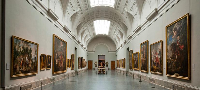 Resultado de imagen para MUSEO NACIONAL DEL PRADO