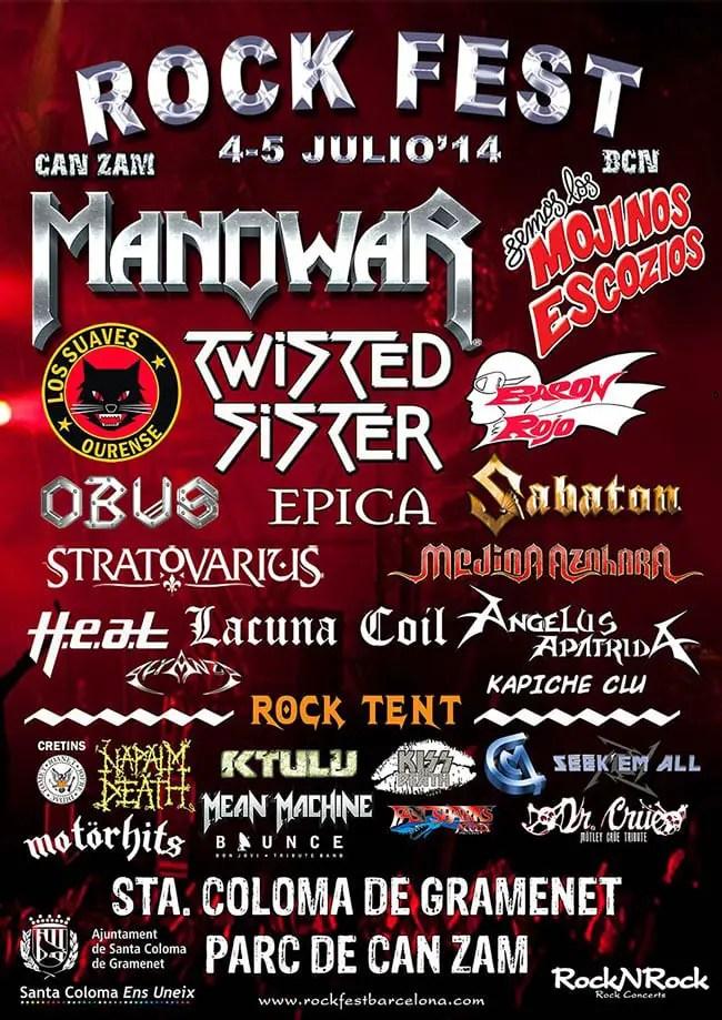 Rock-Fest-Bcn-2014-cartel