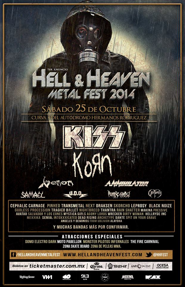 Hell And Heaven Fest 2014