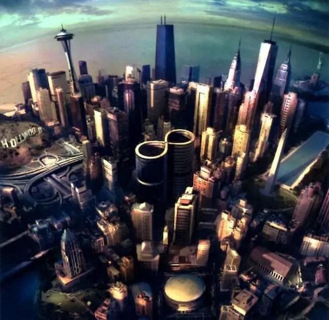 Posible portada nuevo disco de Foo Fighters