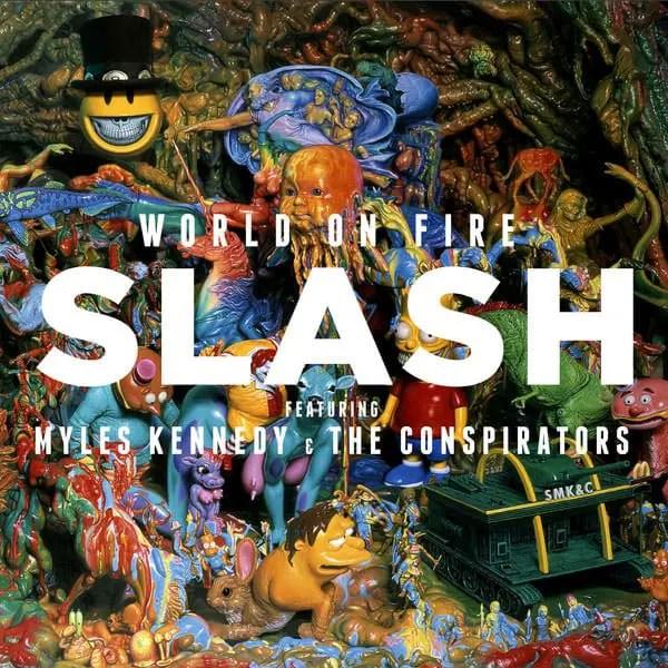 Slash - World On Fire