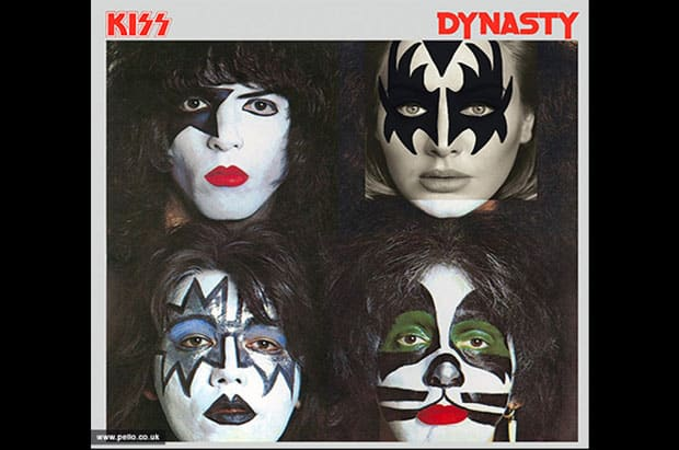 En el Dynasty de Kiss