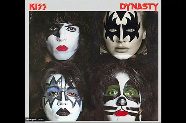 En el Dynasty de Kiss