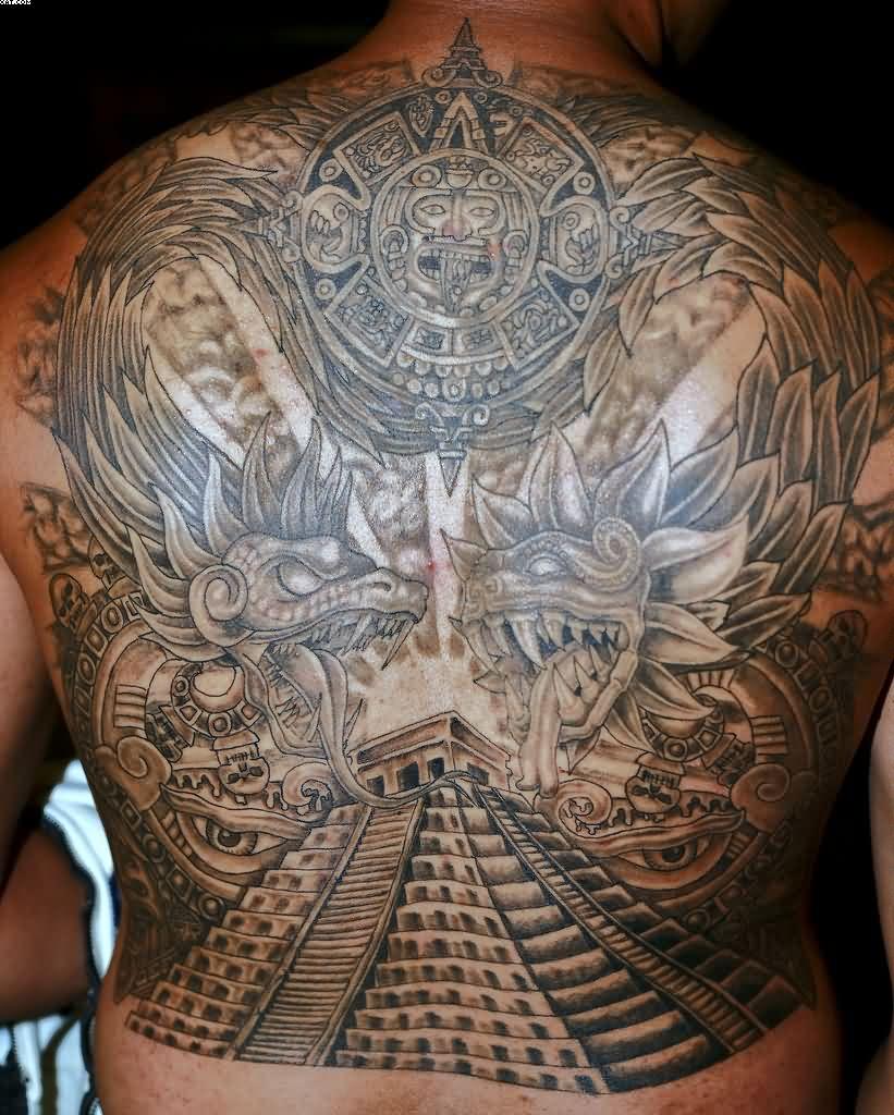 Tattoos Tribal Arizona Mexican