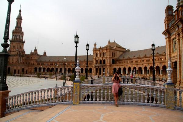 Sevilla Plaza De Espa Despacio Por Favor