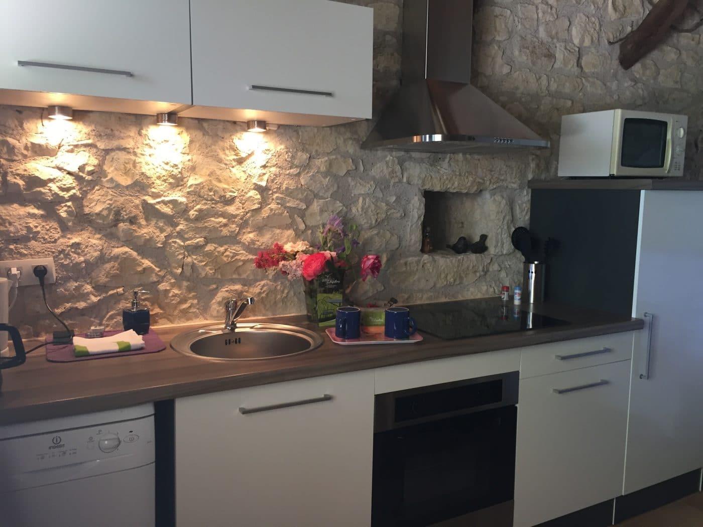 chambre d'hôte avec cuisine cahors montcuq Puy-l'Évêque
