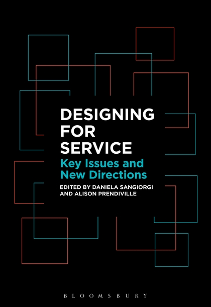 Invitation to attend the launch of Designing for Service: Key Issues and New Directions