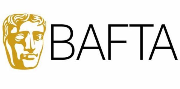 Il logo ufficiale dei Bafta