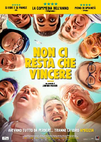 Non ci resta che vincere poster italiano film
