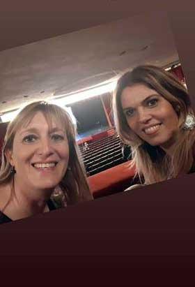 Sarah e Laura al Manzoni per il Premio Wondy - Photo: Sarah Pellizzari Rabolini