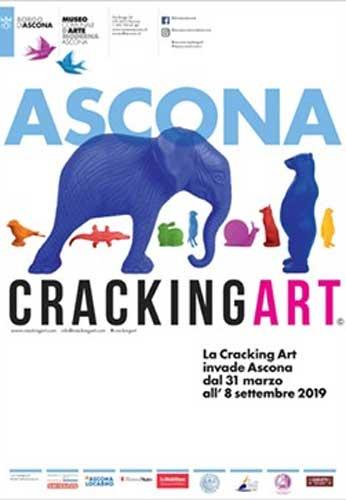 cracking art ascona poster