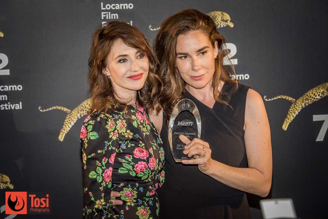 I vincitori di Locarno 72 - Variety Piazza Grande Award: al film INSTINCT di Halina Reijn qui con Carice van Houten © Tosi Photography