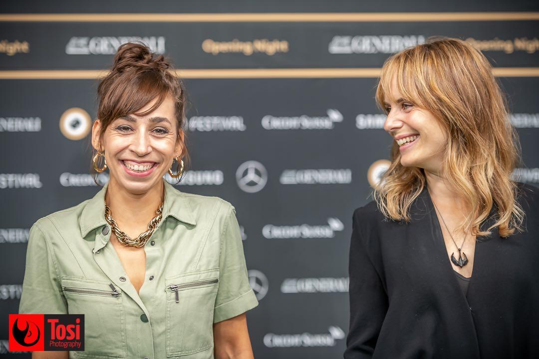 Zurich Film Festival 2020 - Carol Schuler and Anna Pieri Zuercher © Tosi Photography