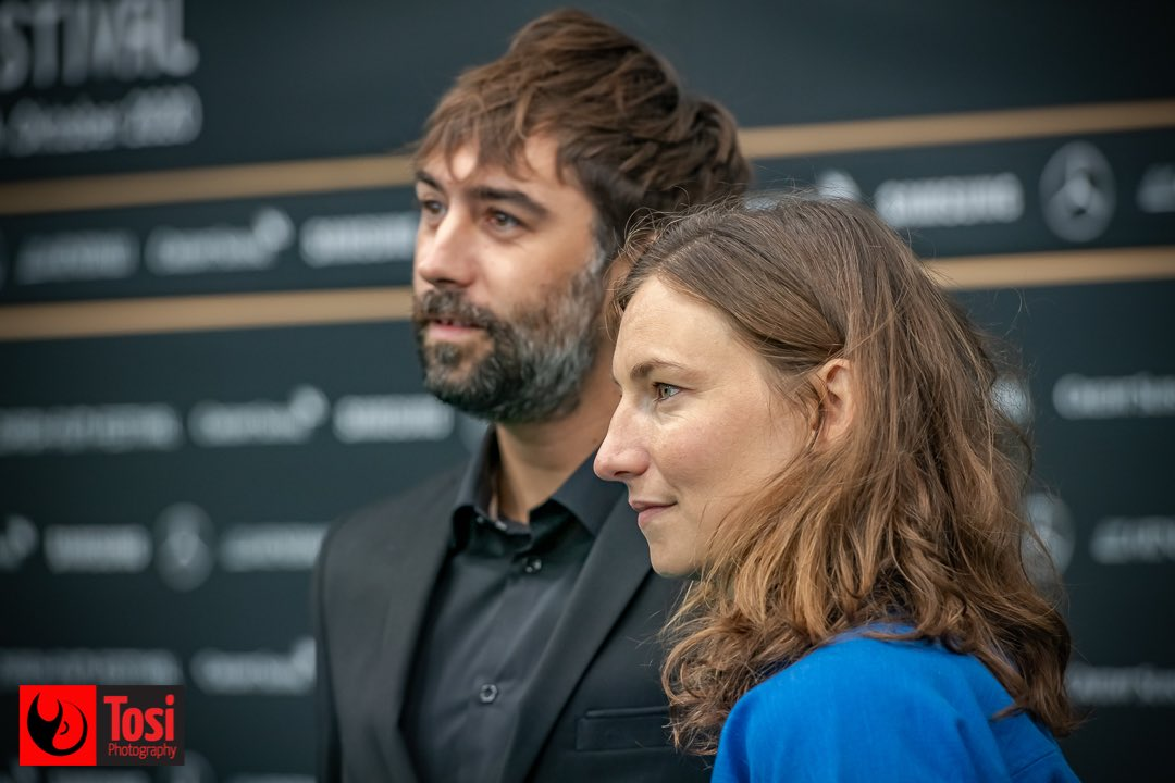 ZFF 2020 - directors Jeremy Trouilh and Fanny Liatard © Tosi Photography
