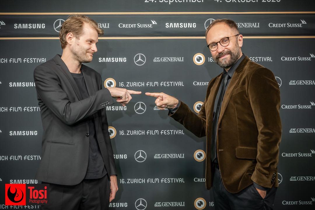 ZFF 2020 - il regista Magnus von Horn e il produttore Mariusz Wlodarski © Tosi Photography