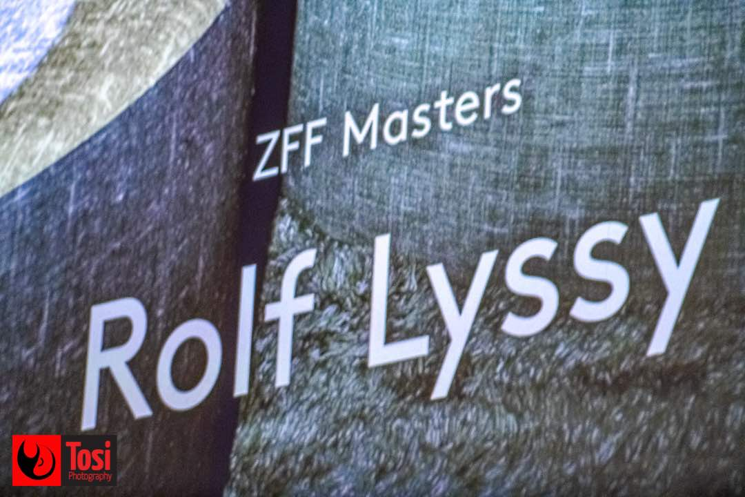 ZFF 2020 - La masterclass del regista Rolf Lyssy © Tosi Photography.