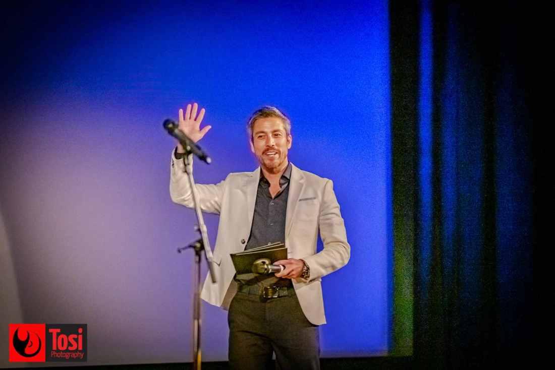ZFF 2020 - Golden Eye Award al regista e attore Til Schweiger © Tosi Photography