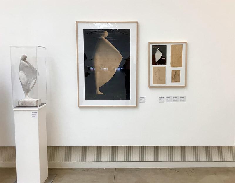 Lo studio di Federico Seneca in mostra allo Spazio Officina. Photo by MaSeDomani