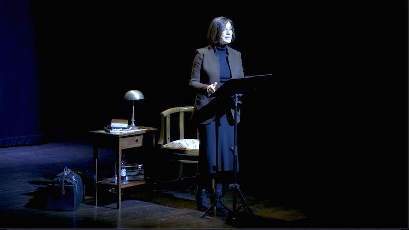 Etty Hillesum – Un cuore pensante - Elda Olivieri. Ph press office.