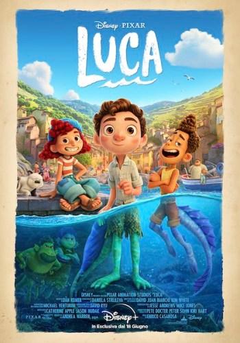 LUCA poster ita