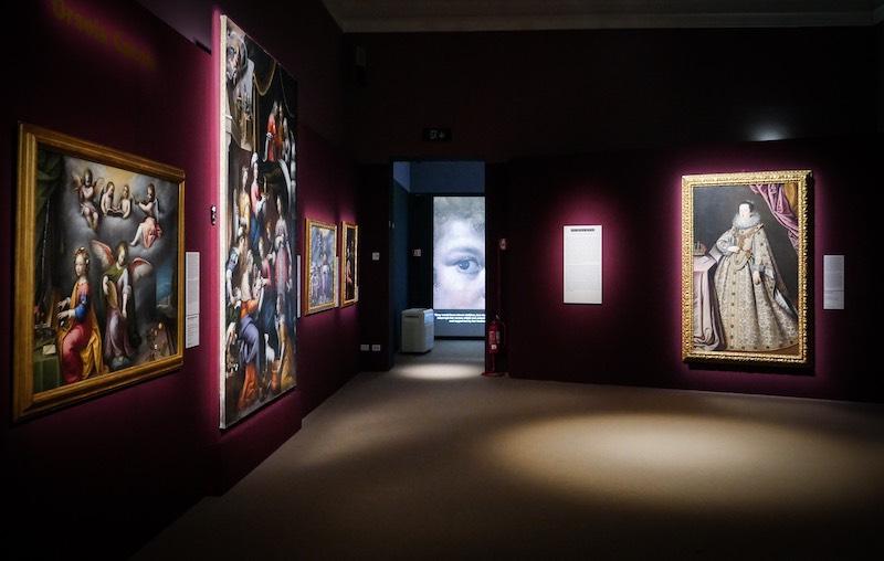 Le Signore dell'Arte. Foto: Gianfranco Fortuna per Arthemisia