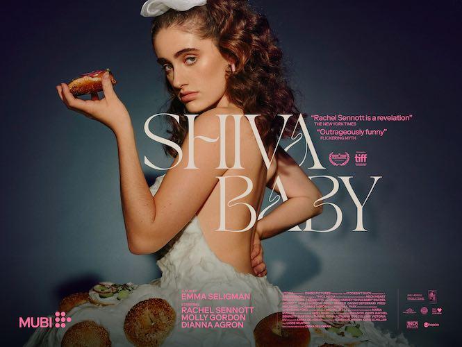 Shiva Baby poster film