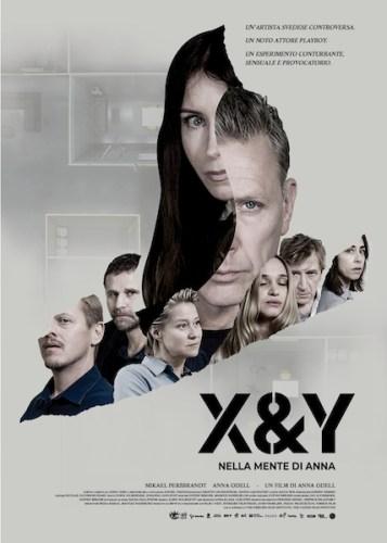 X & Y Nella mente di Anna poster film