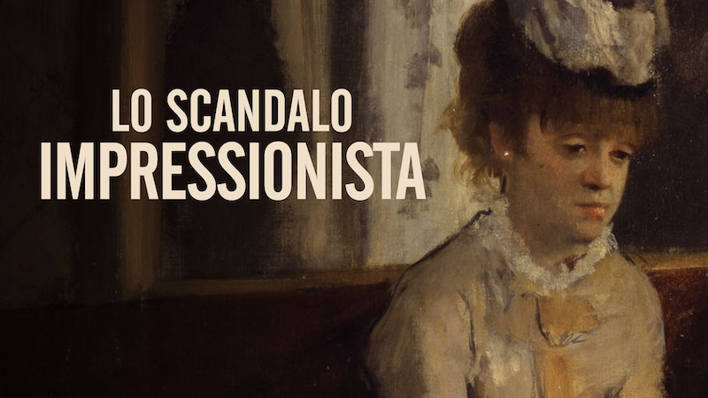 lo scandalo impressionista su Nexo+