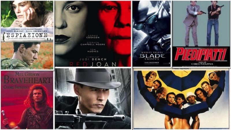 i film da vedere in tv dal 12 al 18 luglio