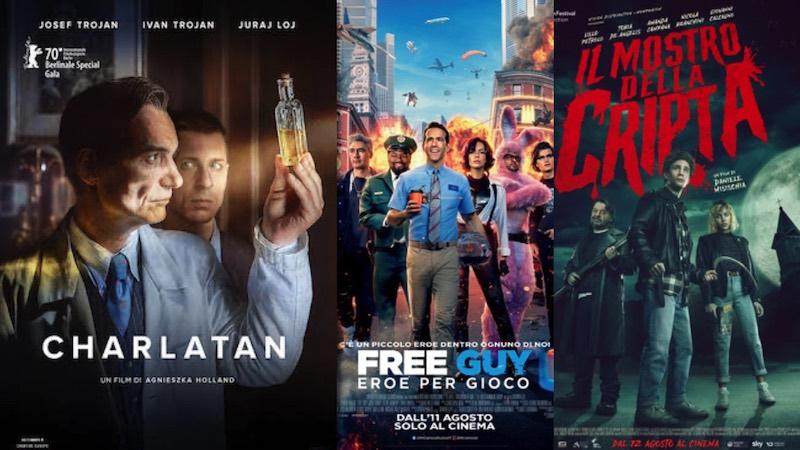 film al cinema dal 12 agosto