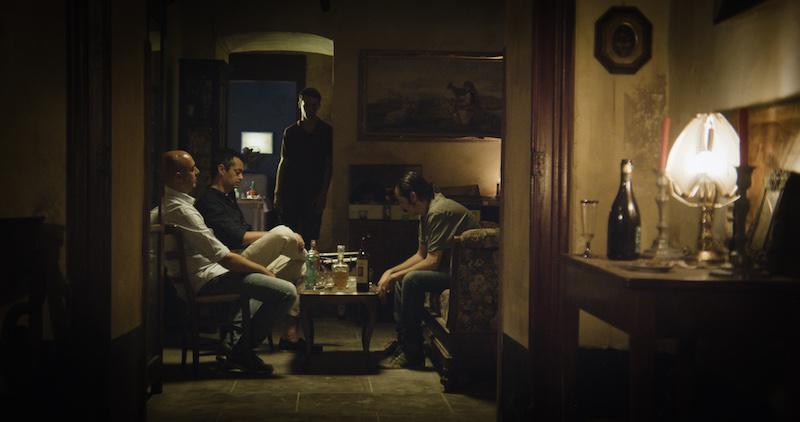 film I Giganti. Photo: courtesy of Locarno Film Festival 2021.