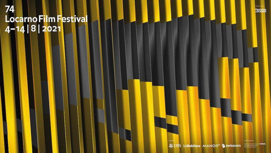 Locarno Film Festival 2021 poster orizzontale