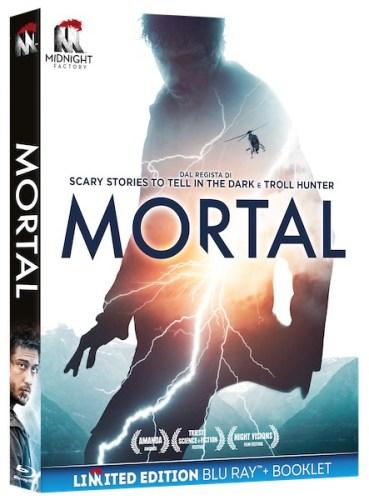 MORTAL cover bluray