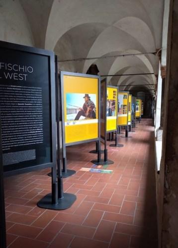 Nuovo Cinema Morricone la mostra a Treviglio. Photo: press office.