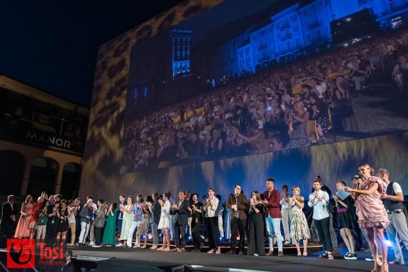 I vincitori del Locarno film festival 2021 © Tosi Photography