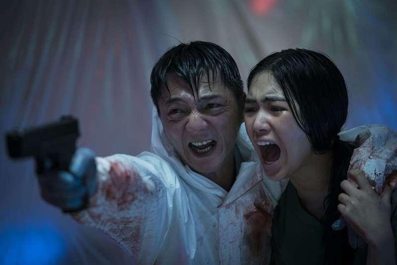 Una scena del film the Sadness. Photo: courtesy of Locarno Film Festival 2021.