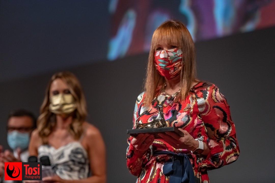 Tosi Photography-Locarno 2021-Gale Anne Hurd riceve il premio Raimondo Rezzonico